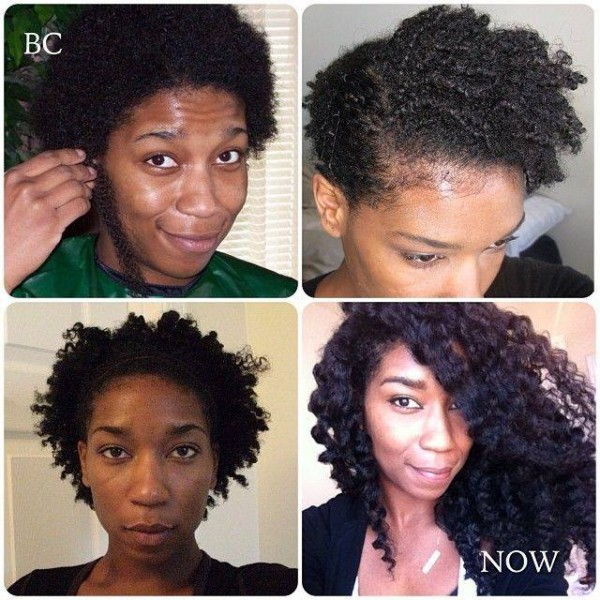 Naptural85's hair journey. Her hair is gorgeous! - Black Hair Information Community