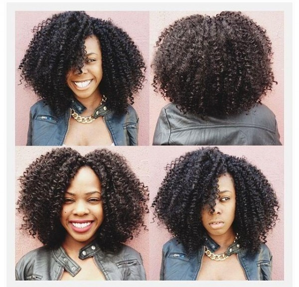 Natural Looking Hair Weaves Atlanta