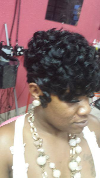 Short Curly Quick Weave Hairstyles In Atlanta | Short Hairstyle 2013