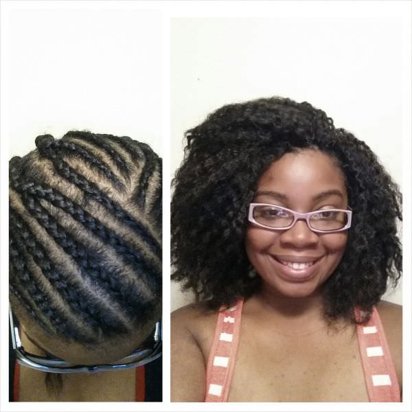 Crochet Marley Hair Twist Out : Crochet Braids With Marley Hair Twist Out Crochet Braids With Marley