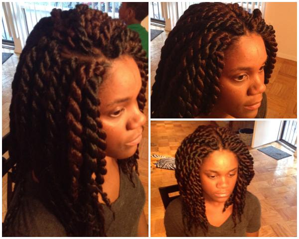 No-Slip Jumbo Twist Shared By Lucretia - Black Hair Information ...