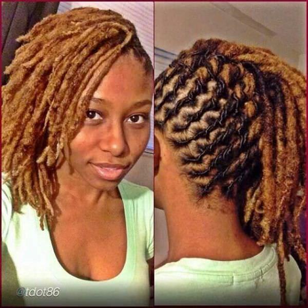 Spiral Curled Locs Black Hair Information Community
