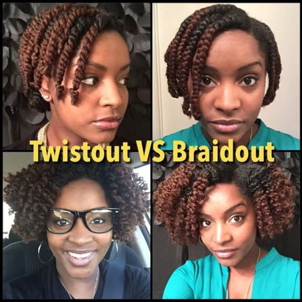 braid out styles for hair twist out vs braid out black hair information community 6208