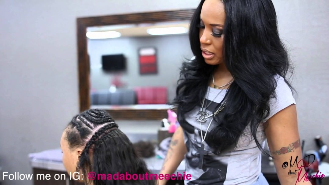 Sew In Weave Hairstyles Tutorial | Best Hairstyles Collections