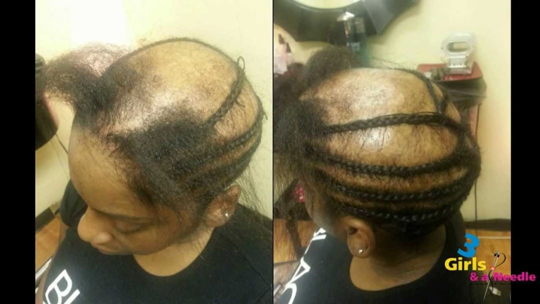 Vixen Sew in with Short Hair