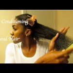 Deep Conditioning LONG NATURAL HAIR 4a/b [Video]