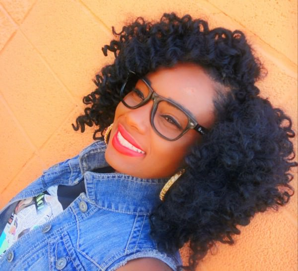 Crochet Braids Using Straight Hair : ... Hair Crochet Braids Hairstyles under Crochet Braids With Straight Hair