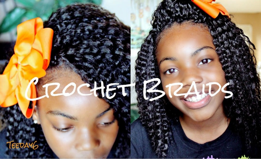 Crochet Braids For Kids : Pin Crochet Braids Kids Style on Pinterest