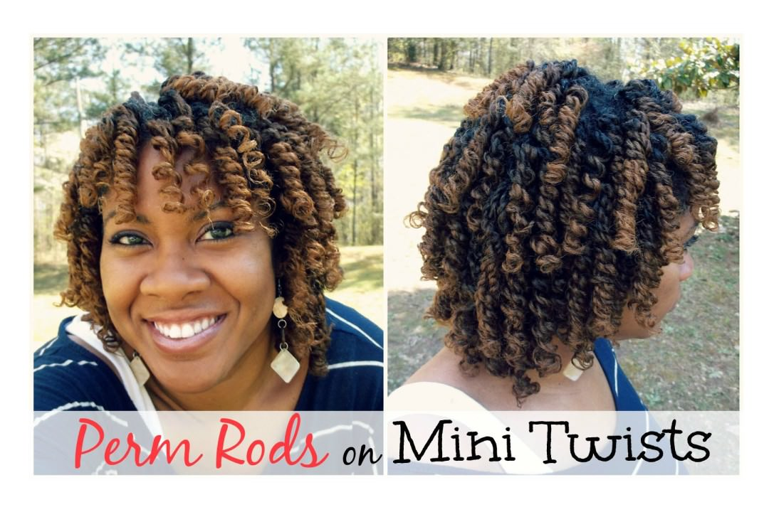 Perm Rods Natural Hair Products