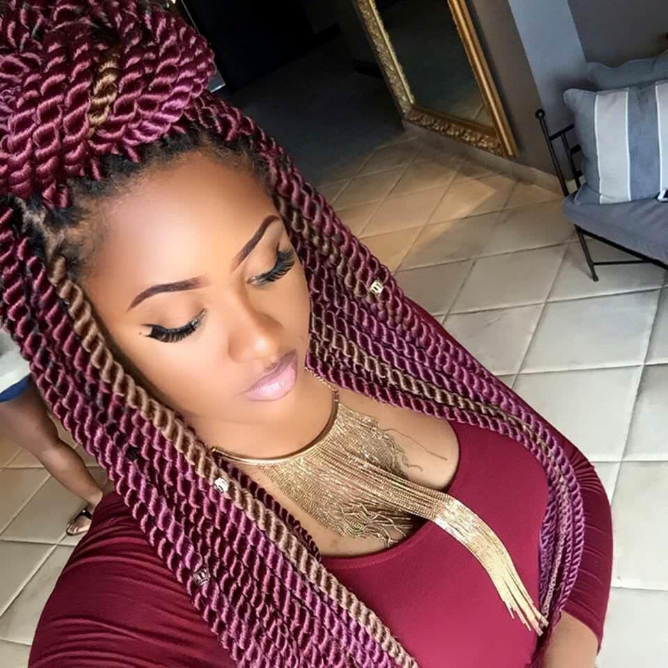 Rope Twists Braidsbyguvia Black Hair Information Community