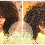 Detailed Tutorial On How To Make A CROCHET WIG [Video]