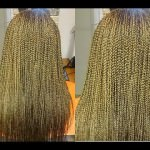 How To Do Neat Box Braids [Video]