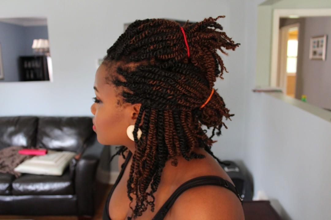 Ombre Braids Tutorial Video Black Hair Information