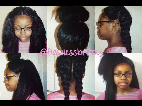 ... Knotless Crochet Braids, No Leave Out [Video] 8 hours, 34 minutes ago