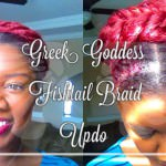 Crown Braids With braiding Hair [Video]