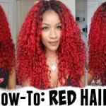 How To: Get Brilliant Red on PremierLaceWigs [Video]