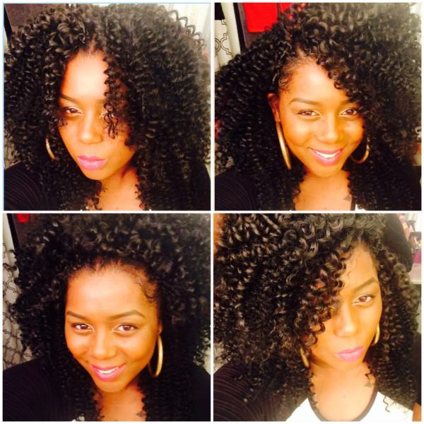 Jamaican Crochet Hair : Jamaican Crochet Braids with Bounce