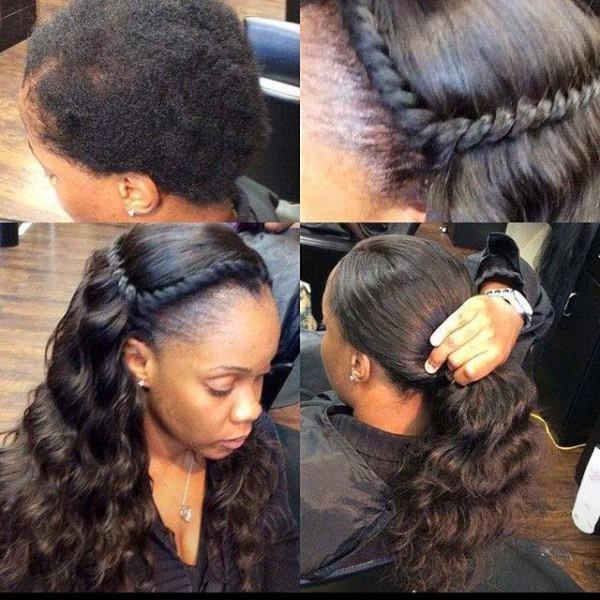 Hair Weave Information 96