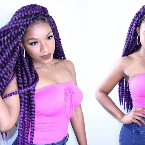 Box Braids Or Twist Hairstyles Special Occasion hnczcyw.com