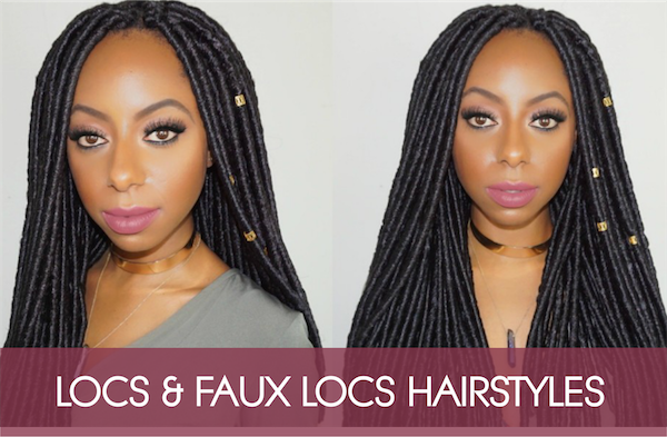 slider -locs and faux locs hairstyles mobile