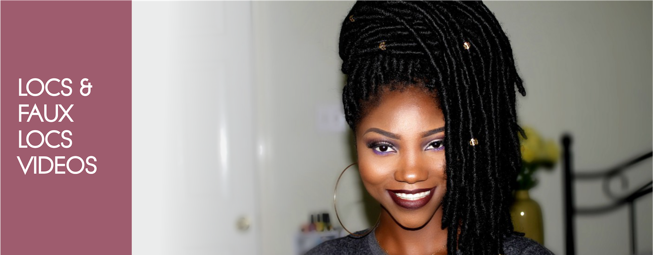 slider – locs faux locs videos