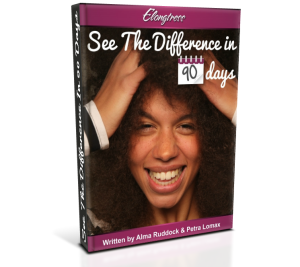 See the difference in 90 days book cover