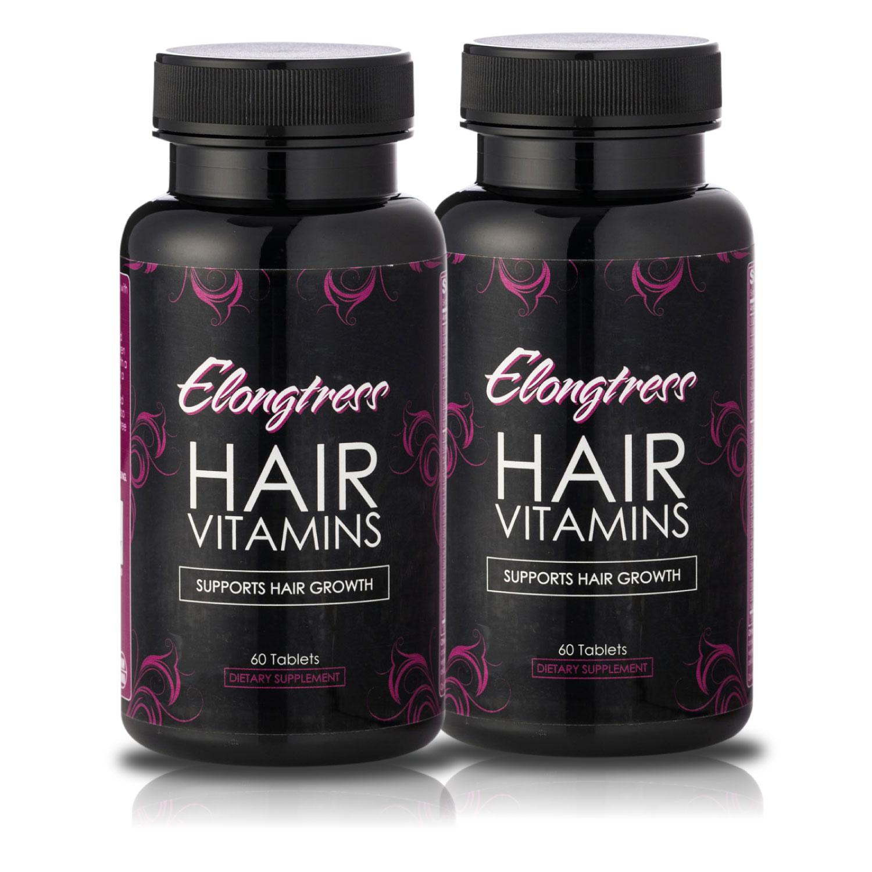 Hair Growth Vitamins >> Elongtress Hair Vitamins 5000mcg Biotin Silica Msm 2 Per Day Hair Vitamins For Long Hair Growth 2 Month Supply