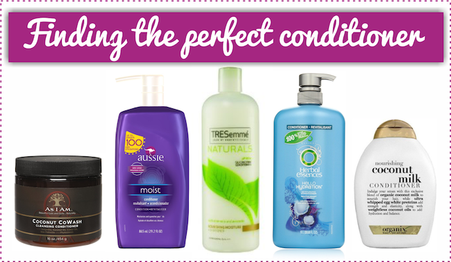 Finding the perfect conditioner