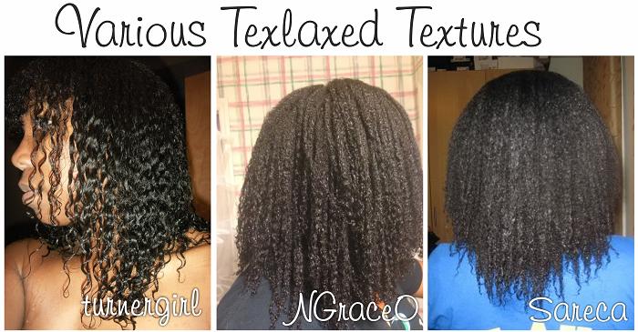 Various Texlaxed Textures