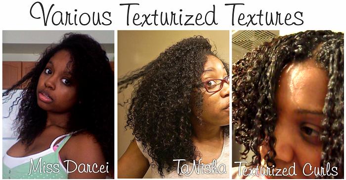 Various Texturized Textures
