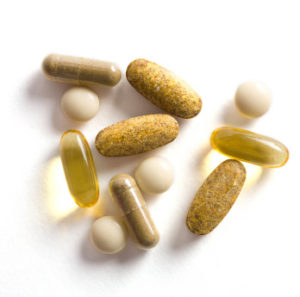 Pills and supplements