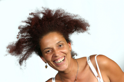Managing Heat Damaged Or Relaxer Damaged Hair