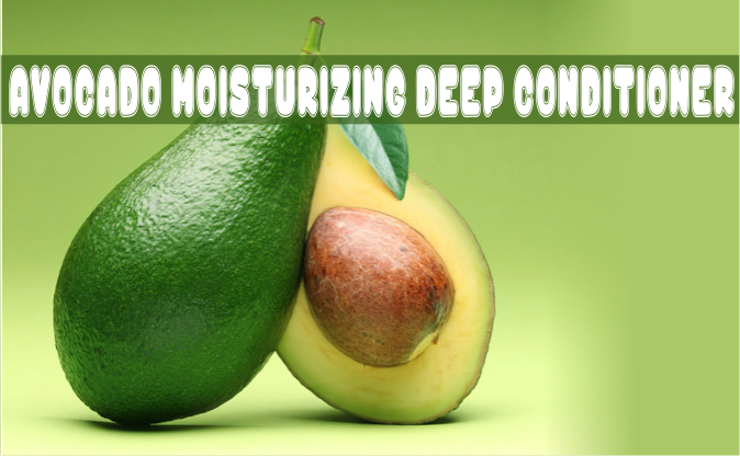 Avocado Moisturizing Deep Conditioner