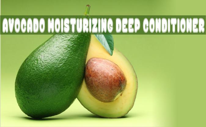 Avocado Moisturizing Deep Conditioner
