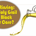 Oil Rinsing; The Holy Grail Of Black Hair Care?