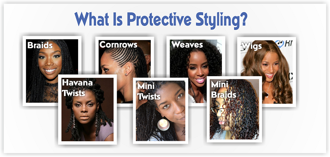 What is protective styling