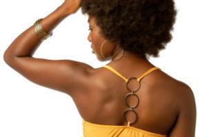 Shrunken afro
