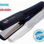 HANA Titanium Ionic Flat Iron 1.5″ Misikko.com Review