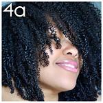 Hair type 4a
