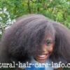 big, free hair