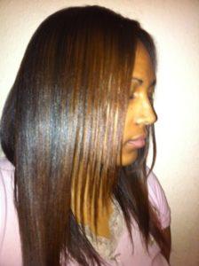 Instyler Medium Heat Natural 4a Hair
