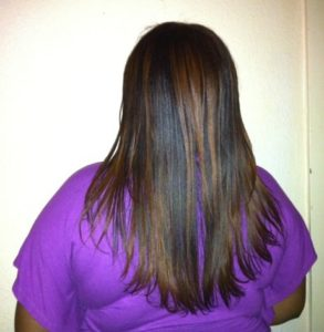 Instyler high heat on 4a hair