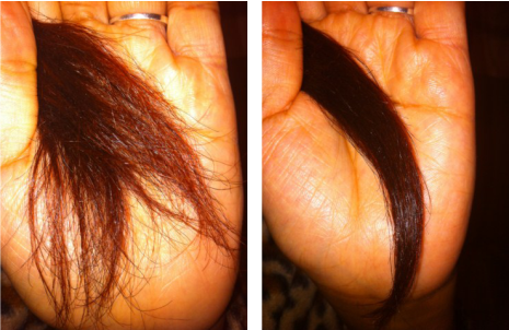 Frizzy ends to smooth ends