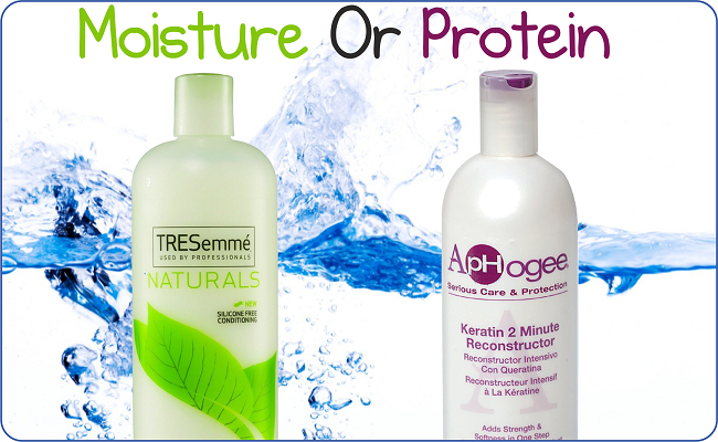 Moisture Or Protein Conditioners