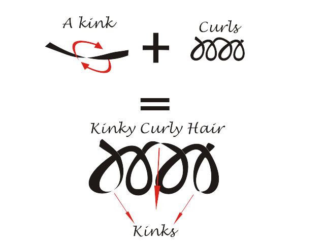 Outstanding Hair Under The Microscope Curly Vs Kinky Point Of Weakness Hairstyles For Men Maxibearus