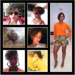 Alicia Keys big chop