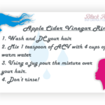 How To Do An ACV Rinse – BHI Postcard Tips