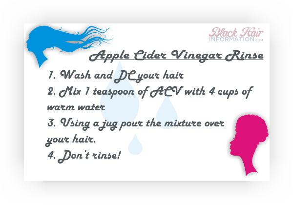 How To Do An ACV Rinse