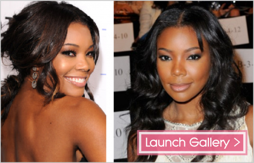 launch gallery - 5 Celebs Who Prove That Weave Protective Styling Works For Hair Growth