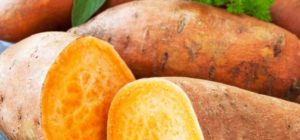 The Sweet Potato Hair Mask - For Strength, Moisture And Shedding